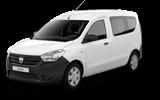 Dacia dokker neuwagen